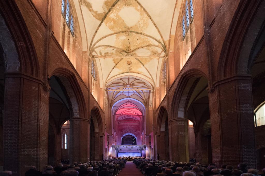 Konzerthöhepunkte in Wismars St.-Georgen-Kirche erleben. © Monika Lawrenz